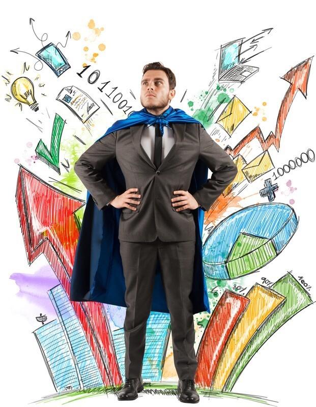 Invoice Finance Superman